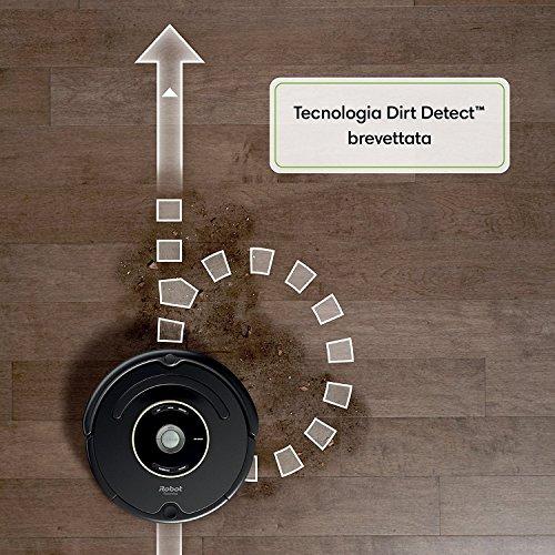 Aspirapolvere iRobot Roomba 650