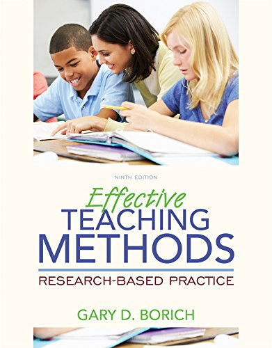 Effective Teaching Methods: Research-Based Practice (2-downloads) (What's New in Curriculum & Instru