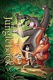 QIQIGUAI-Puzzle 1000 Piezas Rompecabezas Para Adultos-Carteles De Películas De El Libro De La Selva-Regalo Personalizado,Puzzles Souvenir Regalo Para Adolescentes Y Adultos