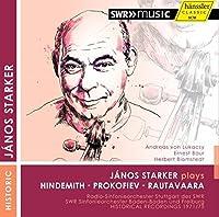 Janos Starker Plays Hindemith, Prokofiev and Rautavaara by Janos Starker