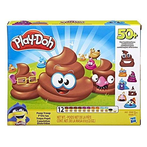 Conjunto Massinha Play-Doh Caquinhas Divertidas - Hasbro