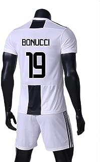 Soccer Jersey Leonardo Bonucci-19 for Men's Football Fan Sports T-Shirts Shorts Suit