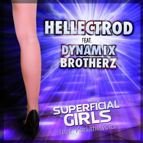 Dynamix Brotherz, Dj Eanov, Jony Smith, Hellectrod