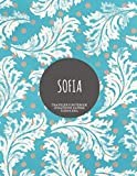 Sofia: Traveler's Notebook Journal Pages Scrapbook Memory