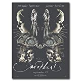 Mmpcpdd Mural Plakate Und Drucke Mutter!2017 Film Film