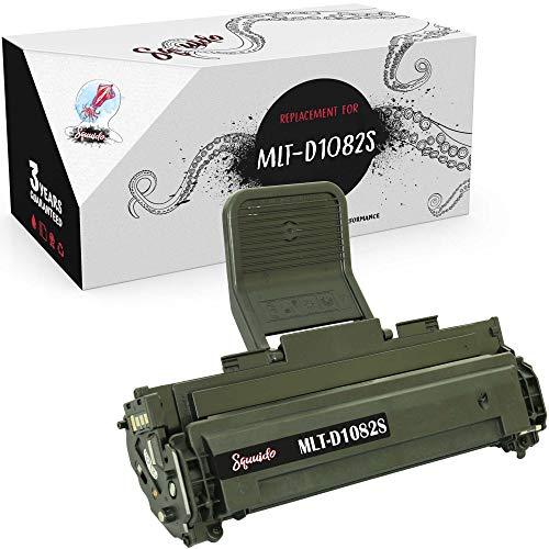 Squuido cartuccia di toner MLT-D1082S compatibile con Samsung ML-1640 ML-2240 ML-1641 ML-1642 ML-1645 ML-2241 | Alta resa 1500 pagine