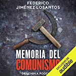 Memoria del comunismo audiobook cover art