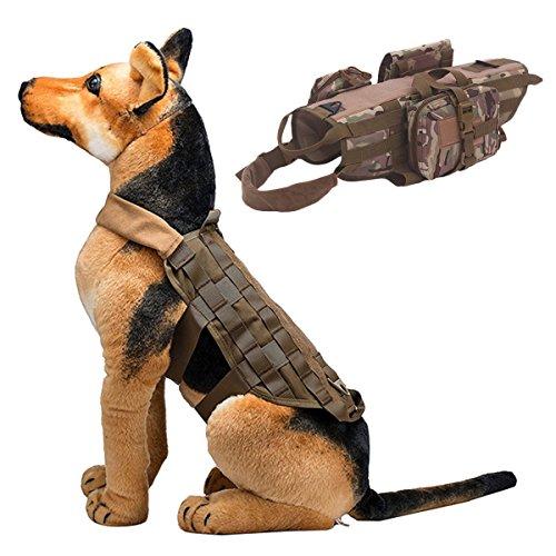 Legendog Chaleco Militar para Perros