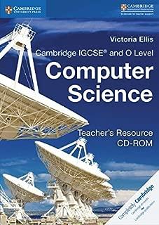 Cambridge IGCSE® and O Level Computer Science Teacher's Resource CD-ROM (Cambridge International IGCSE)