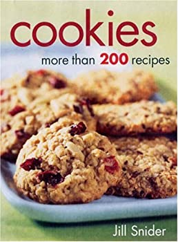 Cookies: More Than 200 Recipes 0778801683 Book Cover