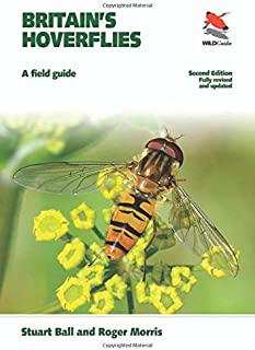 Britain's Hoverflies: A Field Guide - Revised and Updated Second Edition (Britain's Wildlife)