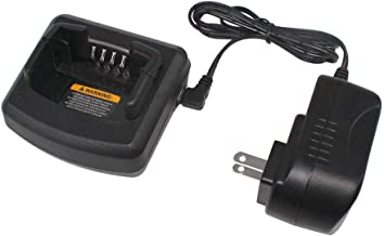 Rapid Charger Compatible for Motorola CP110 RDM2070D RDU4100 RDU4160D RDV2020 RDV5100 RDU2020 RDU2080D RLN6351 RLN6308 RLN6305