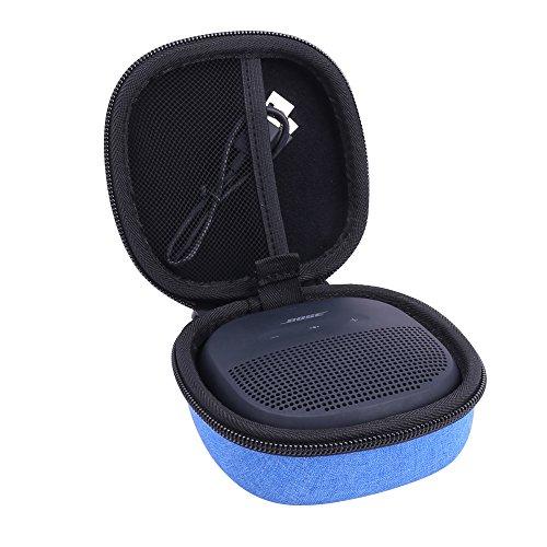 Caja Bolsa Fundas para Bose soundlink Micro Bluetooth Altavoz de Aenllosi (Azul)