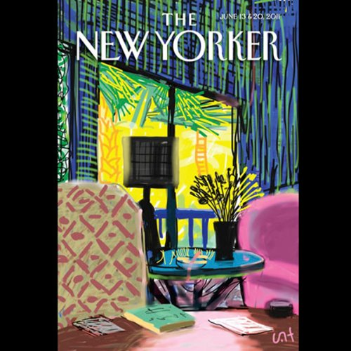 The New Yorker, June 13th & 20th 2011: Part 2 (Jhumpa Lahiri, Lauren Groff, Jennifer Egan) cover art