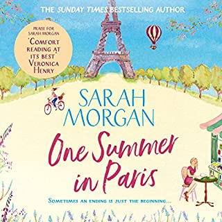 One Summer in Paris                   By:                                                                                                                                 Sarah Morgan                               Narrated by:                                                                                                                                 Lucy Tregear                      Length: 11 hrs and 16 mins     12 ratings     Overall 4.5