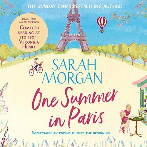 One Summer in Paris Titelbild