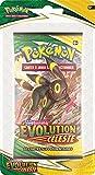 Pokemon Booster-Epée et Bouclier Evolution Céleste (EB07) société-Jeu de Cartes à Collectionner (Modèle aléatoire), POBL48