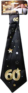 Udo Schmidt GmbH & Co Party-Krawatte mit Einer großen 60\