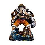 MNZBZ Anime Figures 1/4 Unico Art UA Edition One Piece GK Monkey D Luffy Anime Action Figure Modello Collezione di Giocattoli in Resina di Grandi Dimensioni