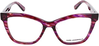 Rot Karl Lagerfeld Brillengestelle KL943 Rechteckig Brillengestelle 52