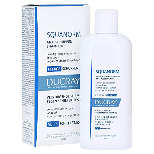 ducray-squanorm SH Forf Gras 200