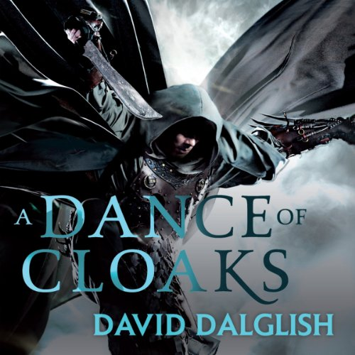 A Dance of Cloaks audiobook cover art
