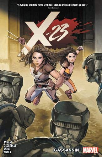 X-23 Vol. 2: X-assassin