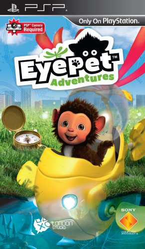 EyePet Adventures (PSP) [Importación inglesa]