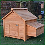 FeelGoodUK Coop House Chicken Coop, Large