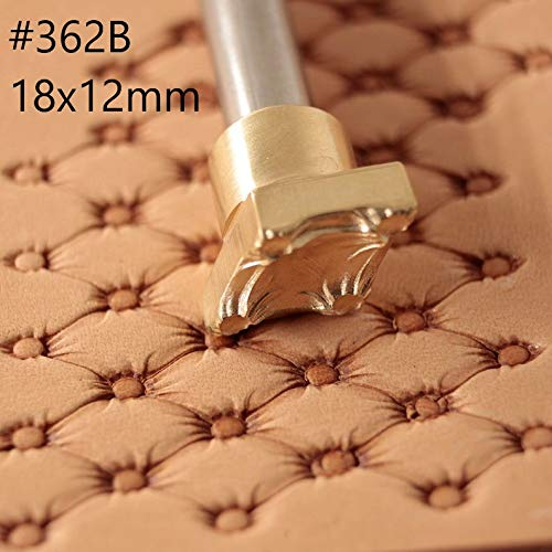 Leather Stamp Tool Stamps Stamping Carving Punches Tools Craft Leathercrafting