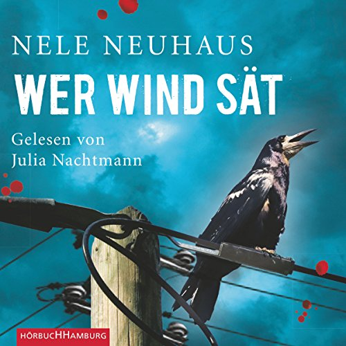 Wer Wind sät audiobook cover art