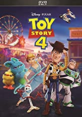Image of Toy Story 4 DVD 2019. Brand catalog list of Walt Disney Video. This item is rated with a 5.0 scores over 5