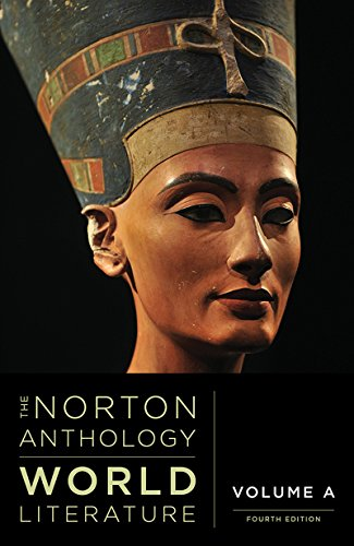 Price comparison product image The Norton Anthology of World Literature (Fourth Edition) (Vol. Volume A)
