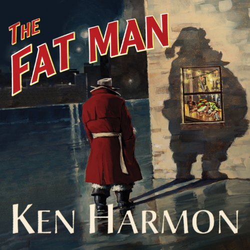 The Fat Man audiobook cover art