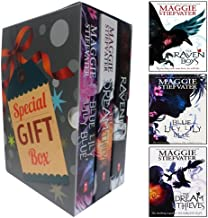 Maggie Stiefvater Raven Cycle Series Collection 3 Books Bundle Gift Wrapped Slipcase Specially For You