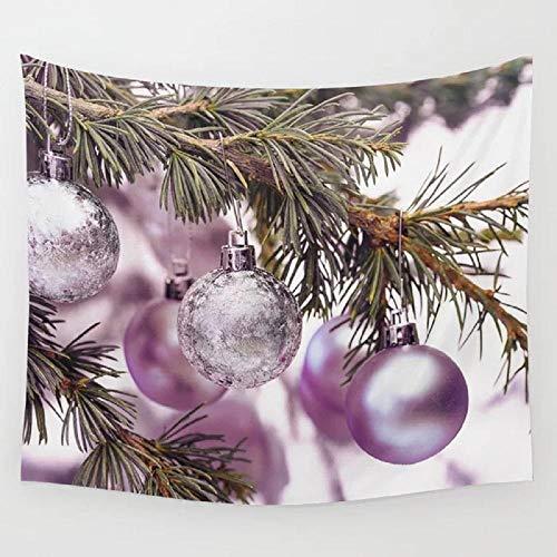 Adornos navideños Rosados, ramita, Tapiz, decoración de Pared, tapices, Arte de Pared, Manta, Manta, Cortina de Ventana, 150x100cm