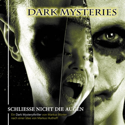 Schliesse nicht die Augen     Dark Mysteries 4              By:                                                                                                                                 Markus Winter                               Narrated by:                                                                                                                                 Wolfgang Rüter,                                                                                        Detlef Bierstedt,                                                                                        Jens Wendland                      Length: 1 hr and 5 mins     Not rated yet     Overall 0.0