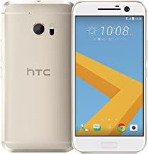 HTC 10 32GB GSM Unlocked LTE Quad-Core Android Phone w/ 12MP Camera - (International) Gold