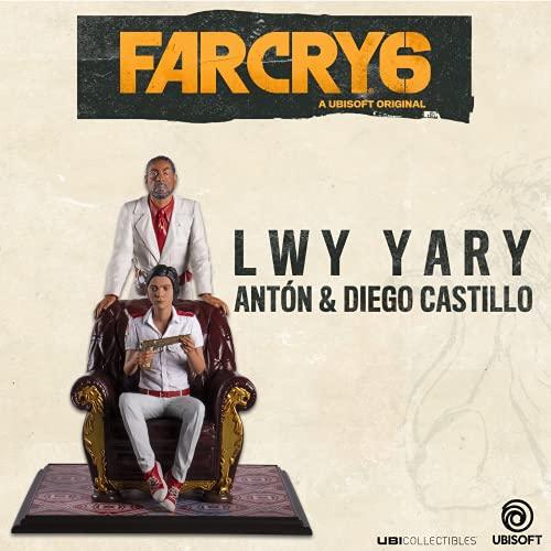 Far Cry 6 Figurine: Anton & Diego Castillo - Lions De Yara