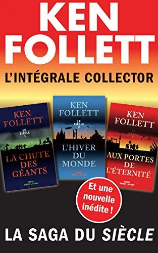 L'Intégrale collector Ken Follett - La saga du Siècle