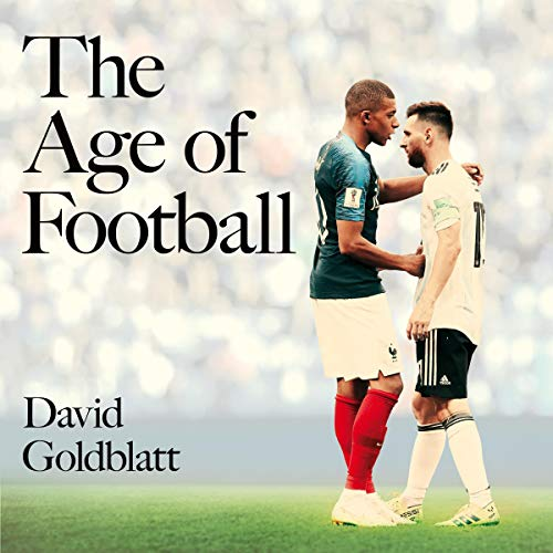 Couverture de The Age of Football