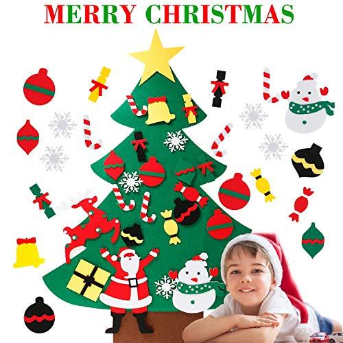 Omasi Árbol de Navidad de Fieltro, Arbol de Navidad de Fiel