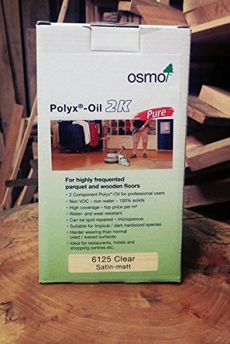 OSMO Huile-Cire 2K Pure