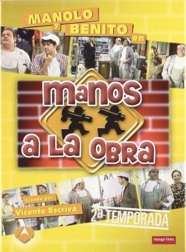Manos A La Obra - Temporada 2 [DVD]