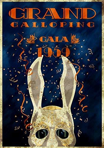 Bioshock Rapture Movie Poster White Board Paper Wall Sticker Decorazioni Per La Casa Poster Soggiorno Wall Art Painting 30Cmx21Cm Purple