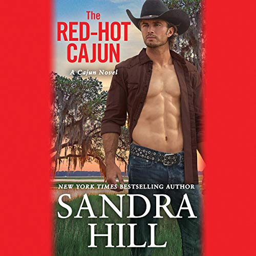 The Red-Hot Cajun audiobook cover art