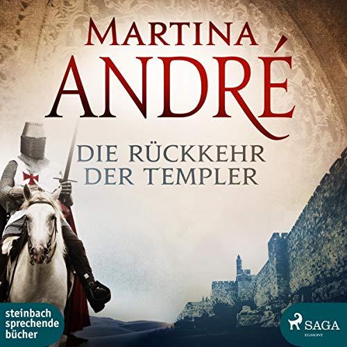 Die Rückkehr der Templer audiobook cover art