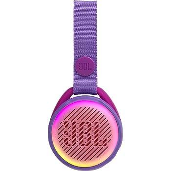 JBL JRPOPPURAM JRPOPPURAM JR Pop Bocina Portátil Bluetooth, Morado, Unico