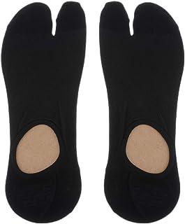 IPOTCH, 1 Par Calcetines Tabi Corte Bajo Suave Algodón Calcetines Verano Universal Caltines Invisibles Hombre