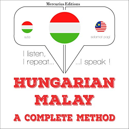 Hungarian – Malay. A complete method cover art